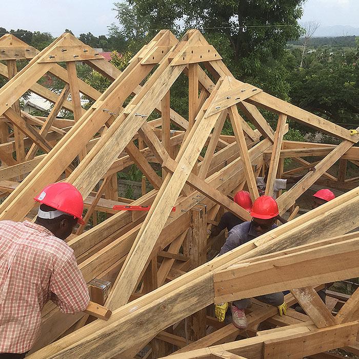 Dächer-für-Haiti