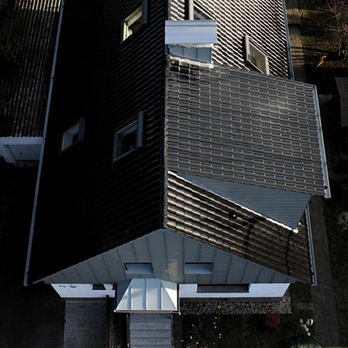 Dach-von-Oben