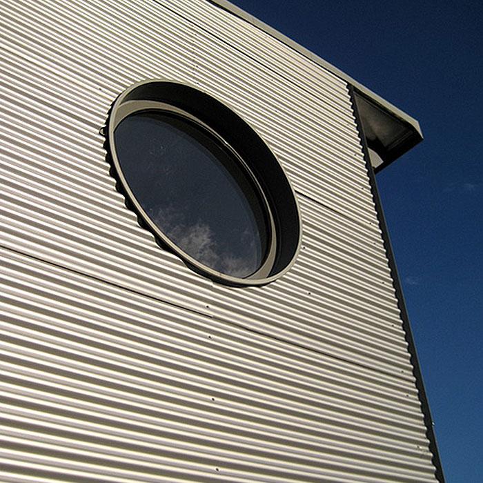 Dachfenster von Eckhard Behm