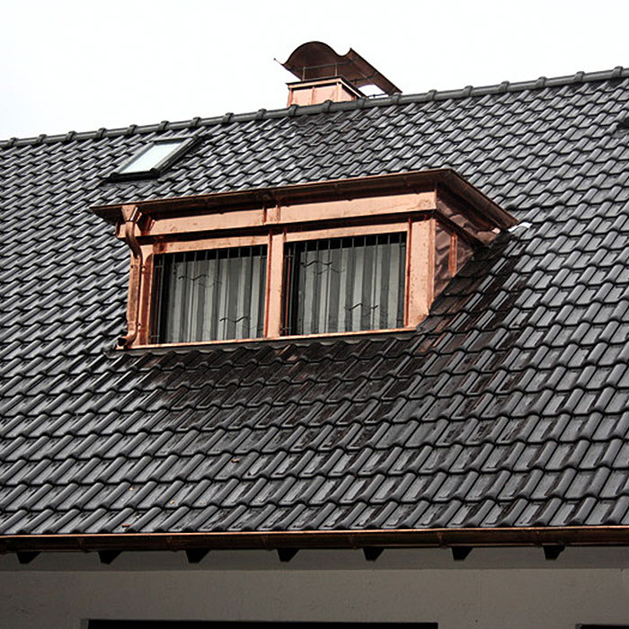 Dachgestaltung