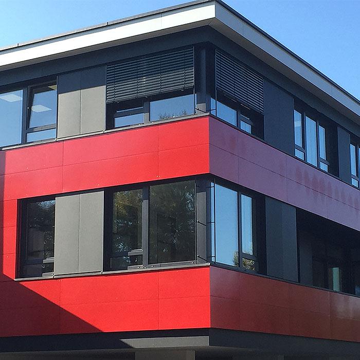 Neubau von Eckhard Behm