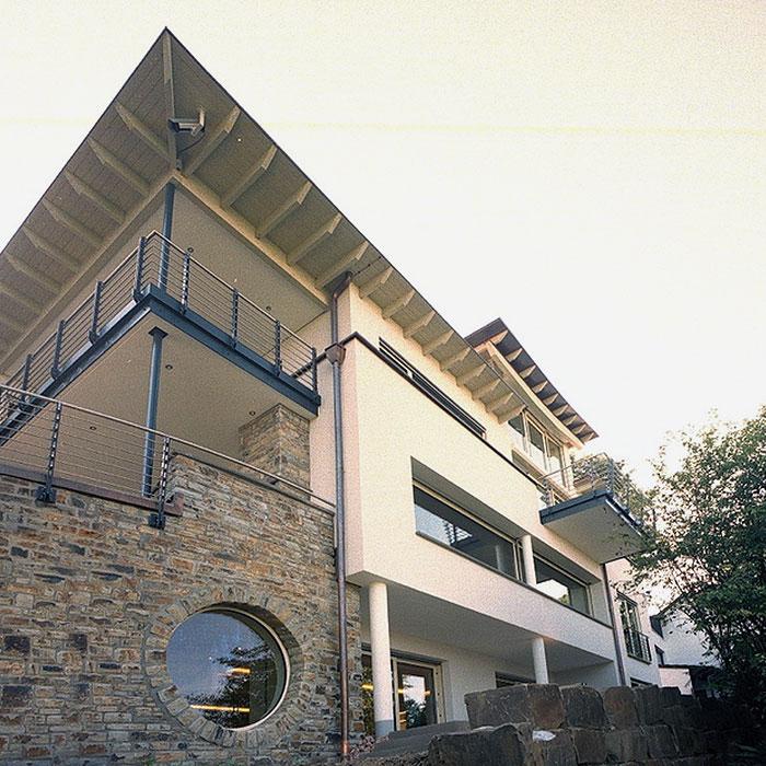 Villa-Dachsanierung
